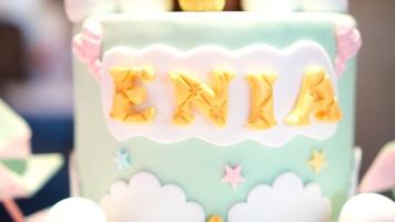 Ulang tahun Enia 5