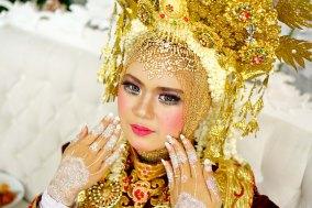 Pernikahan Adat Minang (19)