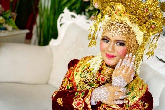 Pernikahan Adat Minang (20)