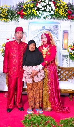 Resepsi Pernikahan (1)