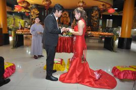 Resepsi Pernikahan - Hotel Orchardz (17)
