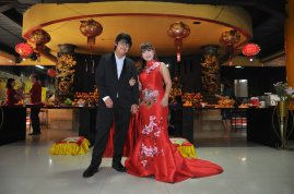 Resepsi Pernikahan - Hotel Orchardz (23)