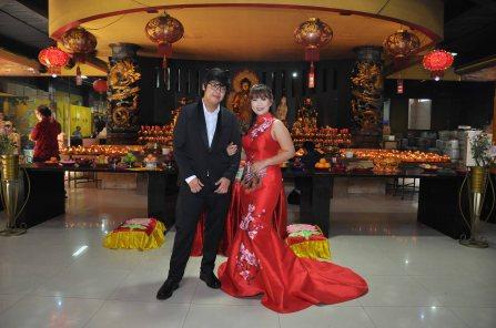 Resepsi Pernikahan - Hotel Orchardz (24)