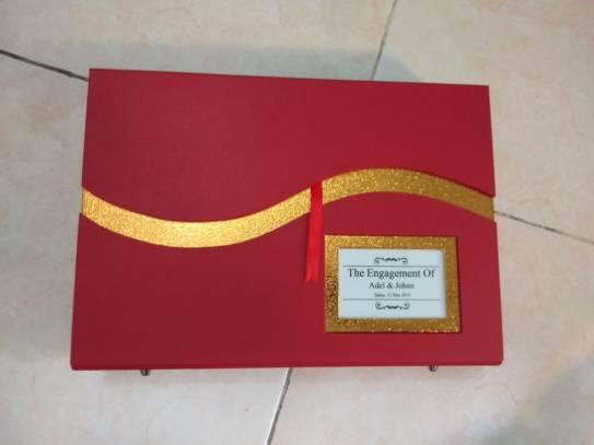 Album Kolase Box Koper (1)