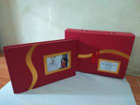 Album Kolase Box Koper (2)