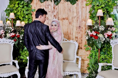 Resepsi Pernikahan - Akad Nikah (1)