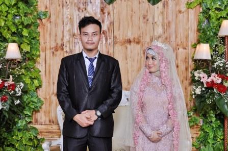 Resepsi Pernikahan - Akad Nikah (17)