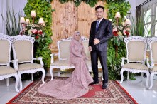 Resepsi Pernikahan - Akad Nikah (3)