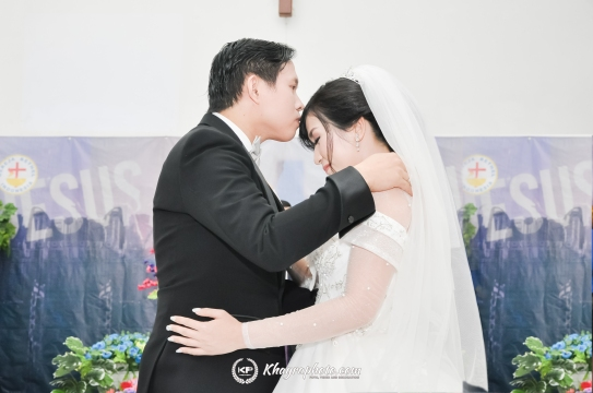 Pemberkatan Pernikahan (5)