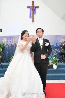 Pemberkatan Pernikahan (9)