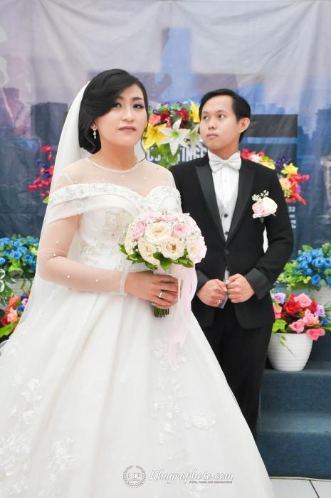 Pemberkatan Pernikahan