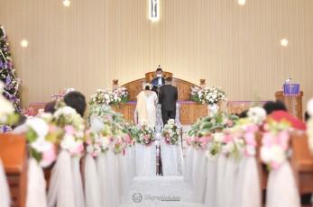 Pemberkatan Pernikahan HKBP Cijantung (11)