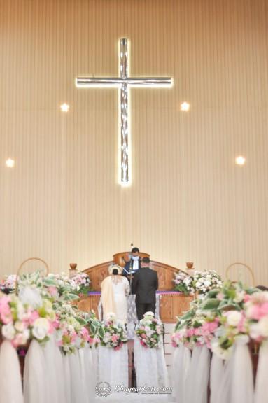 Pemberkatan Pernikahan HKBP Cijantung (12)