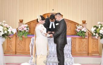 Pemberkatan Pernikahan HKBP Cijantung (13)