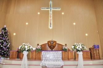 Pemberkatan Pernikahan HKBP Cijantung (2)