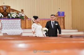 Pemberkatan Pernikahan HKBP Cijantung (23)