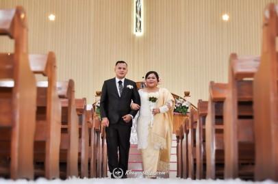 Pemberkatan Pernikahan HKBP Cijantung (25)
