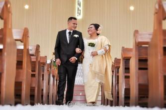 Pemberkatan Pernikahan HKBP Cijantung (26)