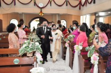 Pemberkatan Pernikahan HKBP Cijantung (5)