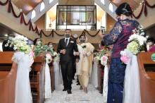 Pemberkatan Pernikahan HKBP Cijantung (6)