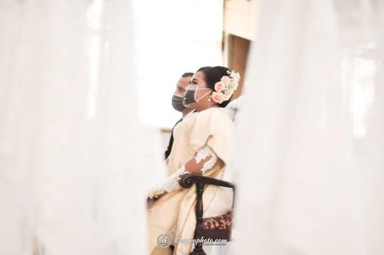 Pemberkatan Pernikahan HKBP Cijantung (8)