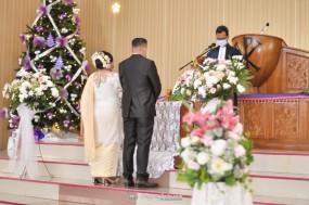 Pemberkatan Pernikahan HKBP Cijantung (9)