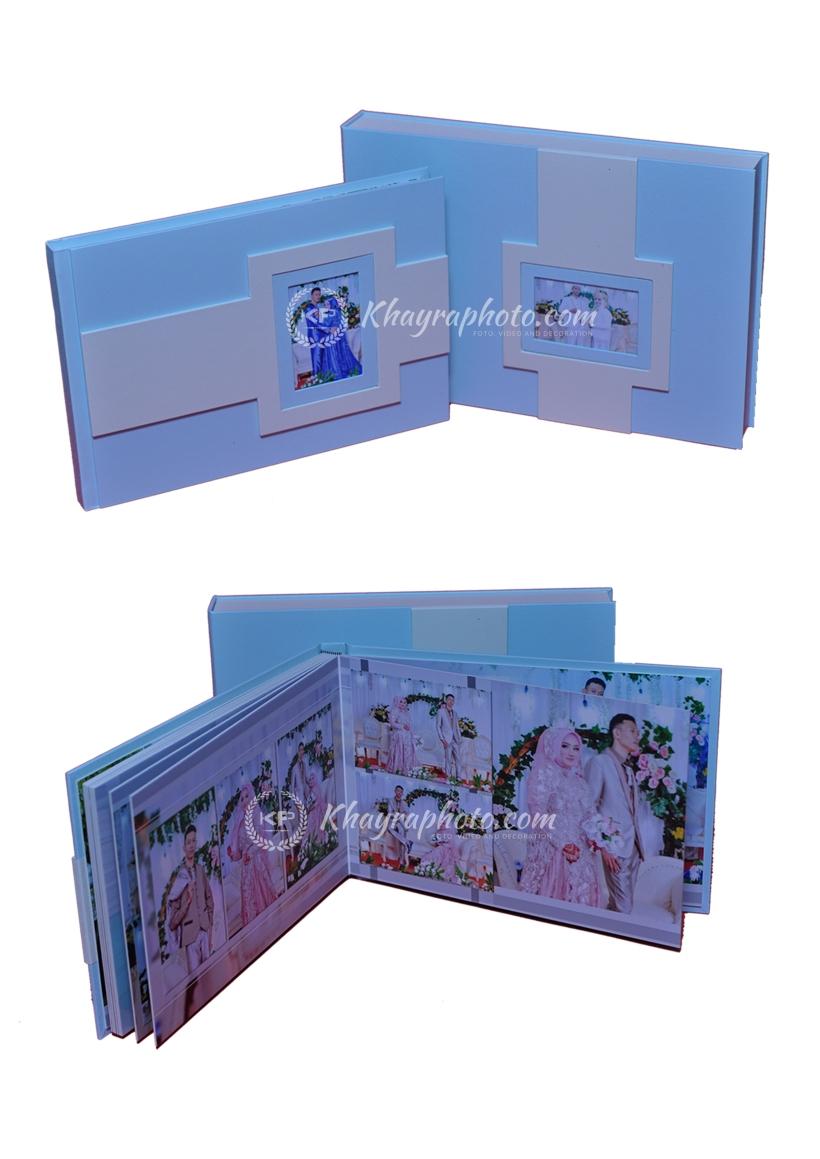 Album Kolase box standar 2