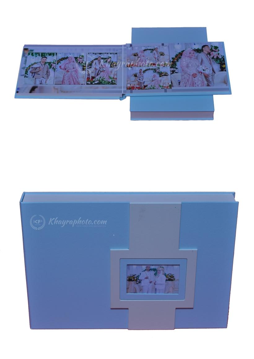 Album Kolase box standar1