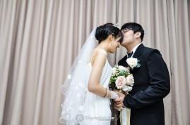 Pemberkatan pernikahan (1)