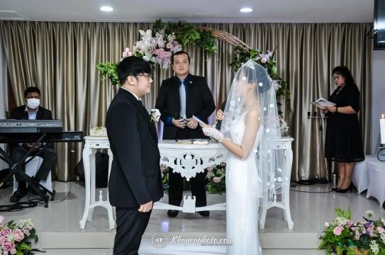 Pemberkatan pernikahan (12)