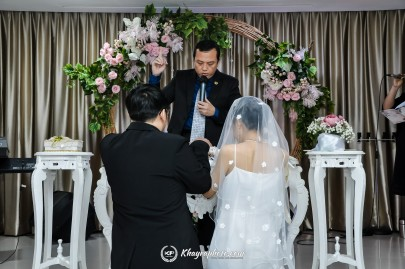 Pemberkatan pernikahan (18)