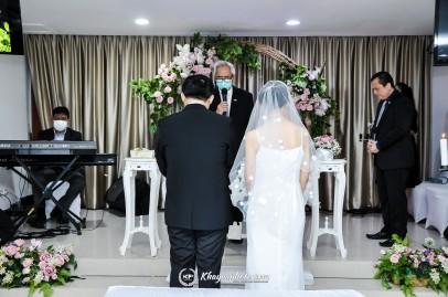 Pemberkatan pernikahan (4)