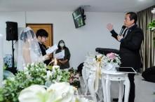 Pemberkatan pernikahan (7)