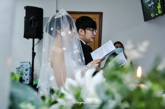 Pemberkatan pernikahan (8)